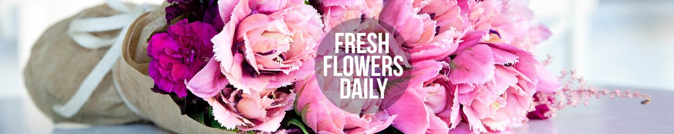 Urban Flower - Fresh Flowers Daily