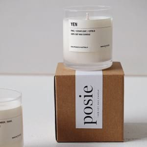 Posie Candle