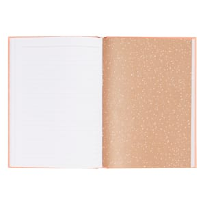 Luxury Fabric Journal Coral 3