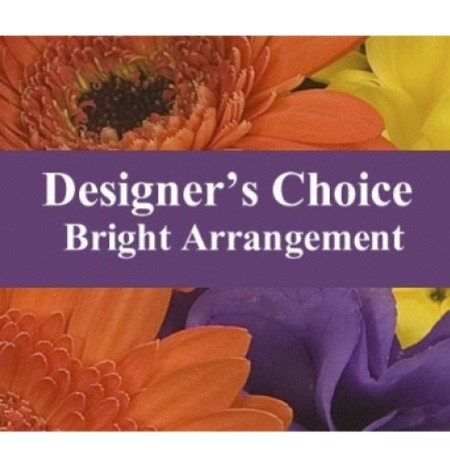 Florist Choice Bright Arrangement (F4)