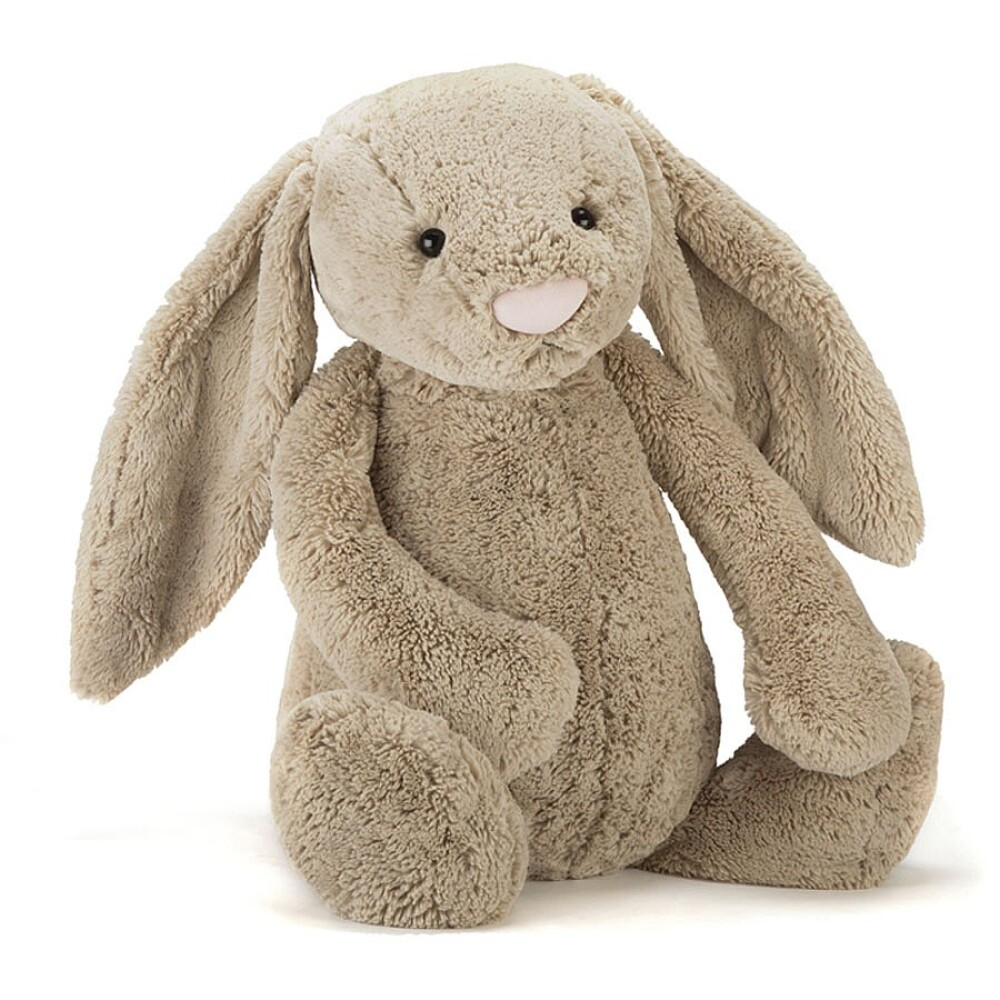 Jellycat Beige Bunny Really Big