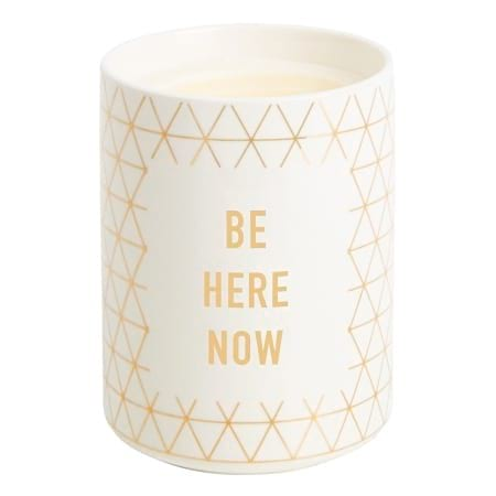 Be Here Now Candle