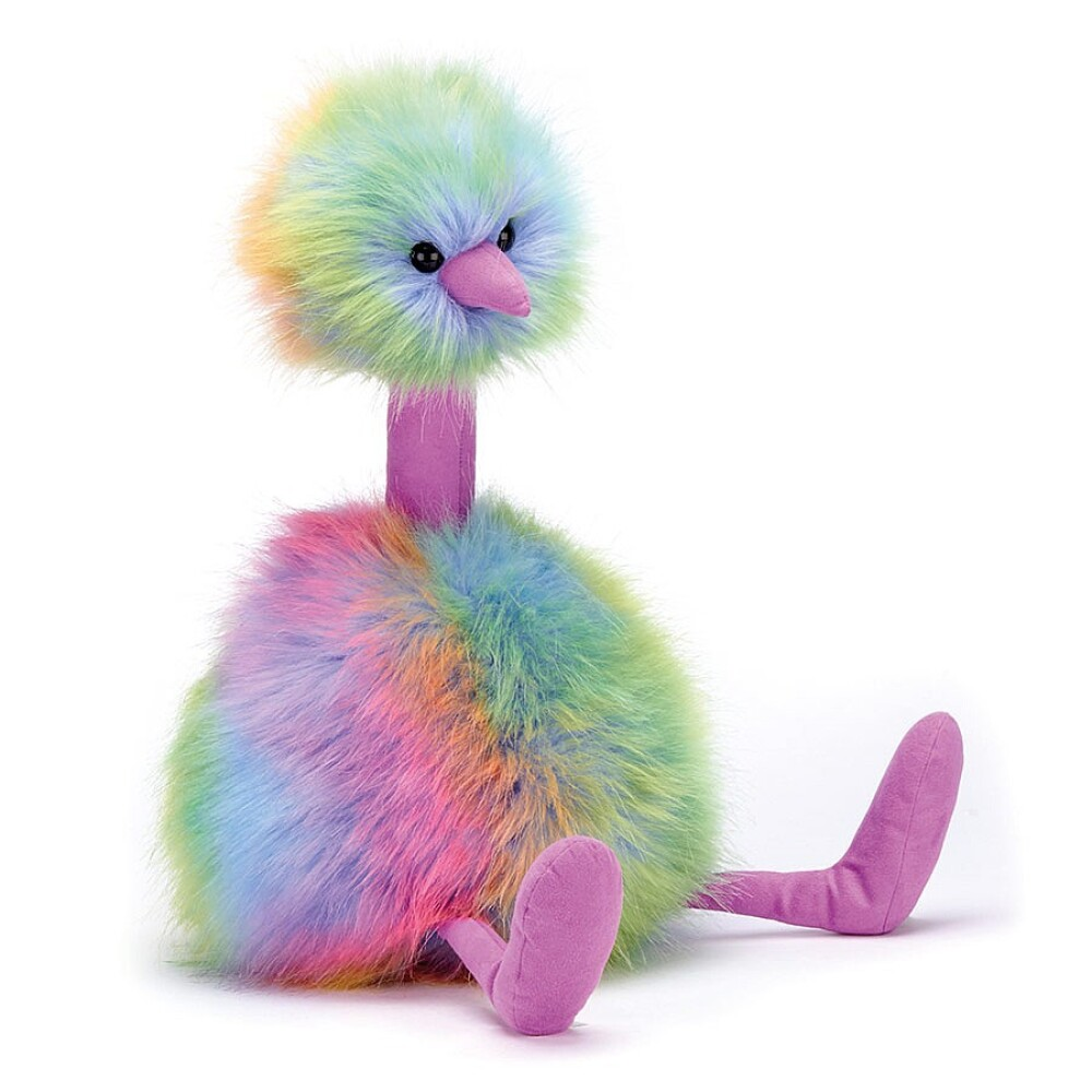 Jellycat Rainbow Pompom Large
