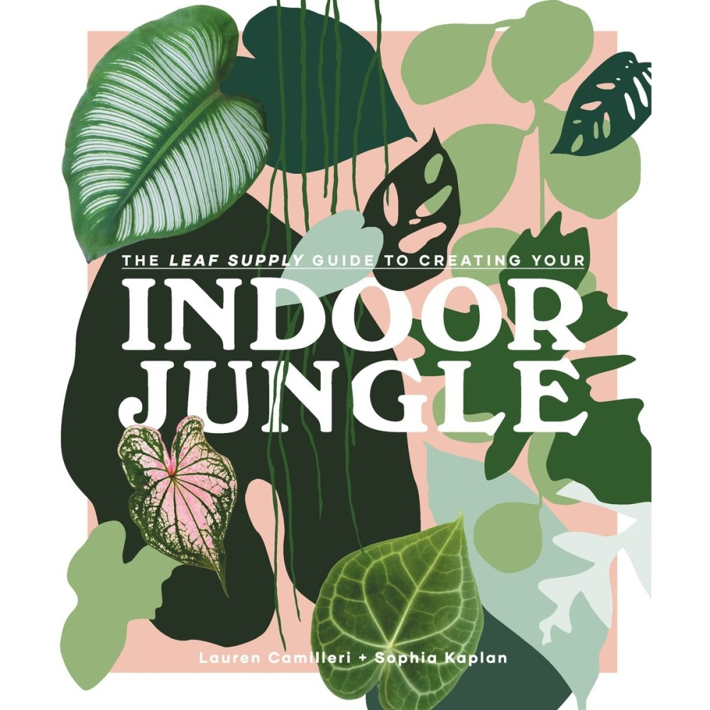 Indoor Jungle Leaf Supply Book
