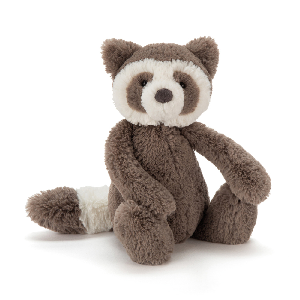 Jellycat Bashful Raccoon
