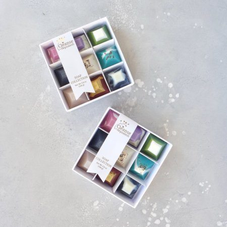 Cleanse by Hepzabeth Soap Collection