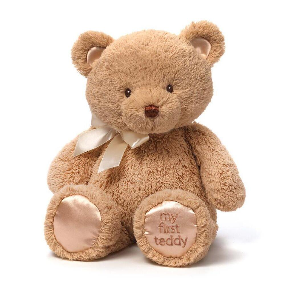 My First Teddy Tan 38cm