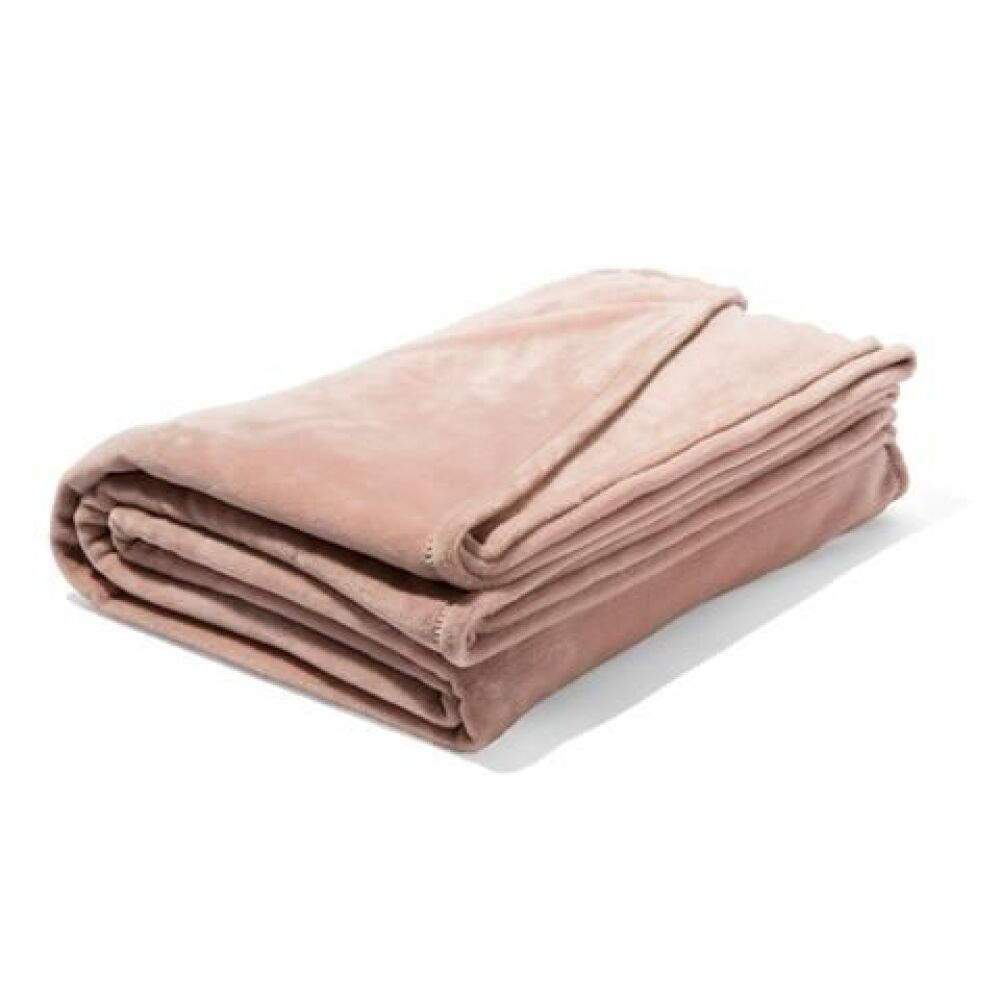 Soft Touch Blanket Blush