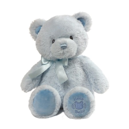 My First Teddy Blue - Hello Baby