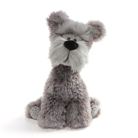 Bentley Terrier Dog Grey 29cm