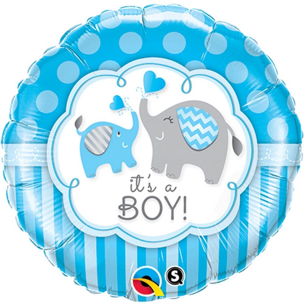 It`s a Boy Balloon