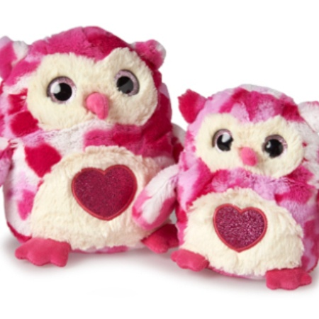 Ruby Owl (Sold Separately)