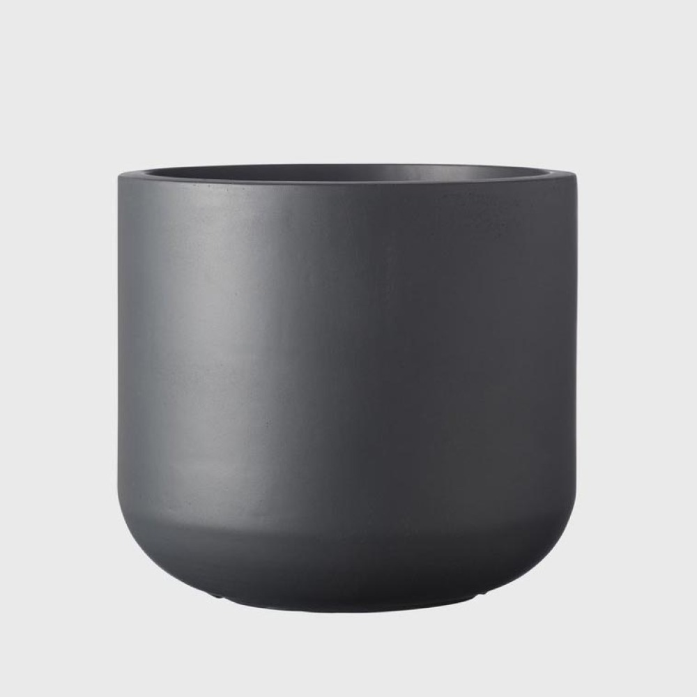 Iko Pot Large Charcoal
