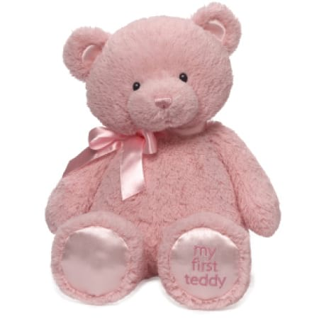 My First Teddy Pink 46cm