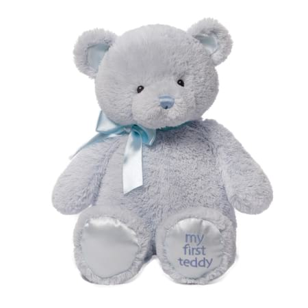 My First Teddy Blue 46cm