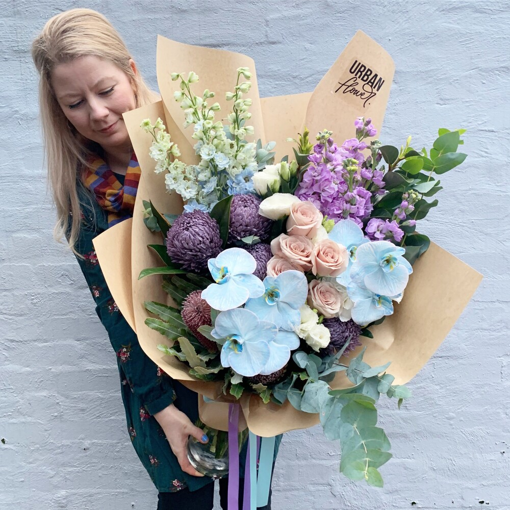 Urban Flower - Send Flowers - Secure Online Ordering - Same Day Delivery
