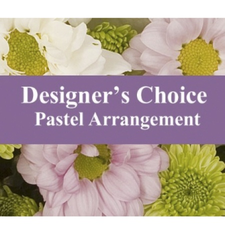 Florist Choice Pastel Arrangement (F7)