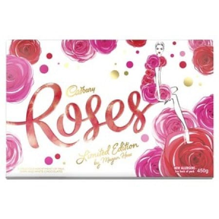 Limited Edition Roses Chocolates