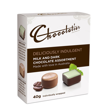 Chocolatier Indulgent Box 40g