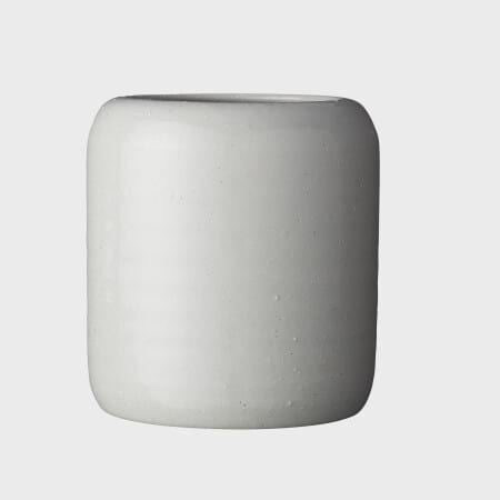 Luna Pot Medium Light Grey