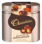 Chocolatier Scorched Almonds 200g