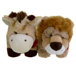 Korimco Wild Softee (Giraffe & Lion Sold Separately) Giraffee SOLD OUT